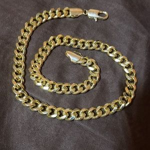 18K Gold Chain (Gold Plated)